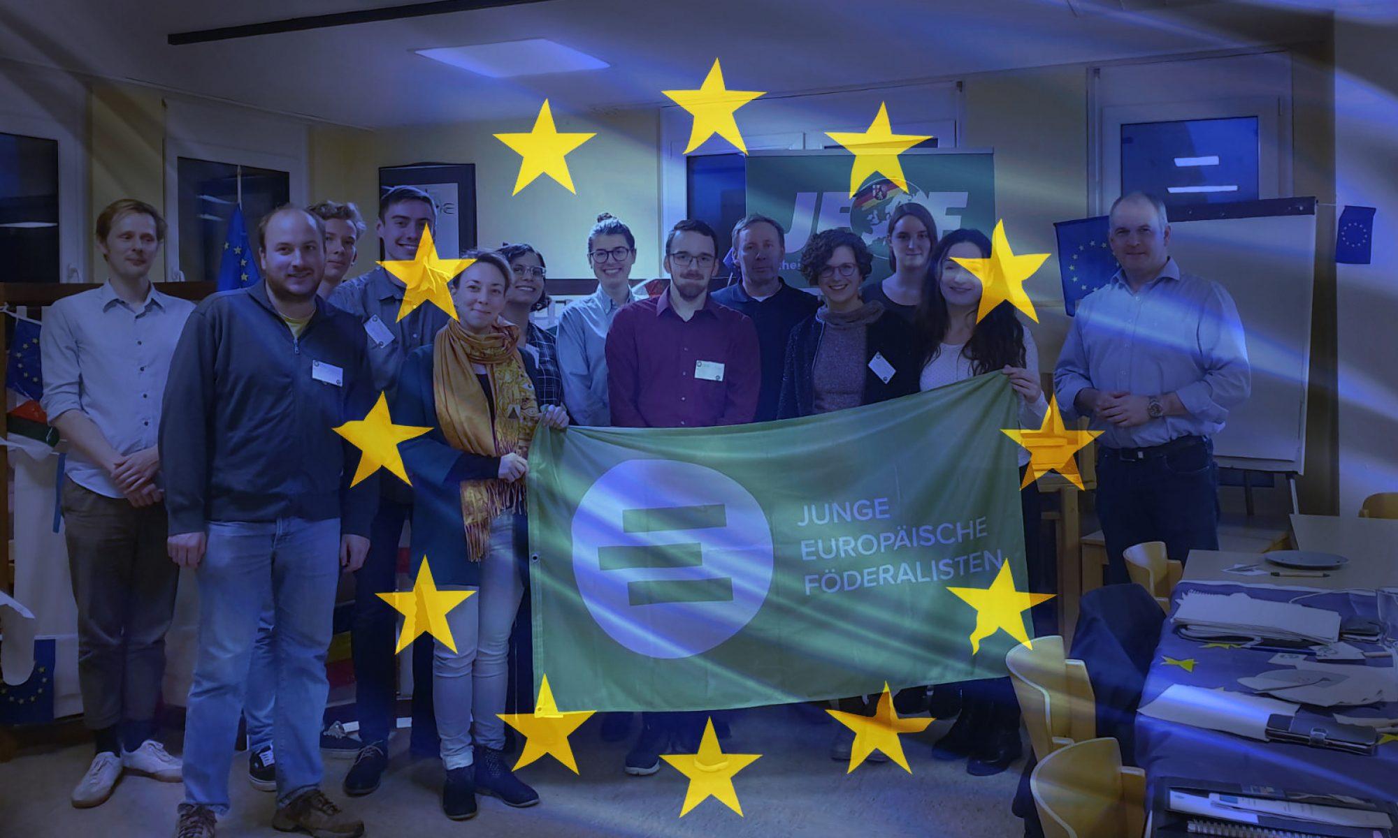 Junge Europäische Föderalisten Rheinland-Pfalz